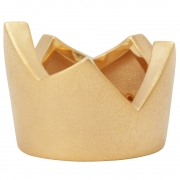 kudos 「KOTA OKUDA × KUDOS CROWNS RING / GOLD MAT」