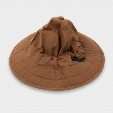 MAN-TLE 「 R10C2 - SIX PANEL HAT / SOIL 」