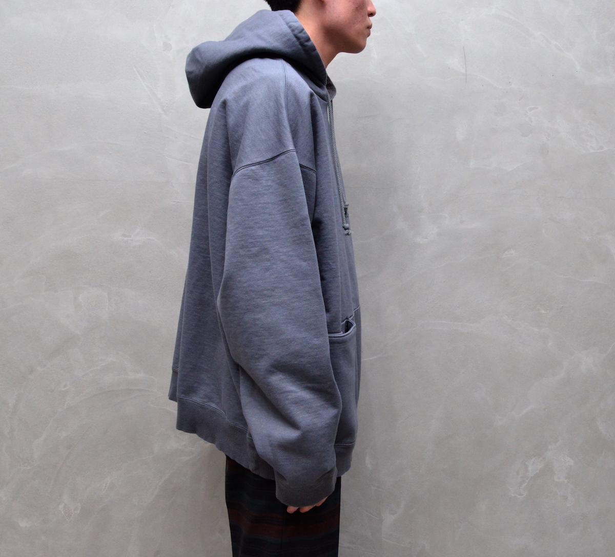 crepuscule 「 SWEAT HOODIE / Gray 」