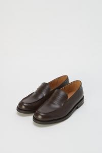 Hender Scheme「new standard loafer / dark brown」