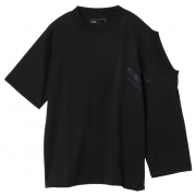 kudos 「 WE ARE HERE TOGETHER! T-SHIRT / BLACK 」