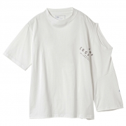 kudos 「 WE ARE HERE TOGETHER! T-SHIRT / WHITE 」