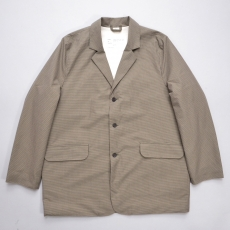 CAMIEL FORTGENS 「 11.08.03 CASUAL SUIT JACKET / GREEN CHECK 」