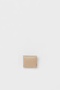 Hender Scheme「assemble coin case / beige」