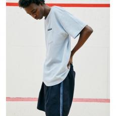 COMFORTABLE REASON 「Athletic Shorts / NAVY(BLUE LINE)」