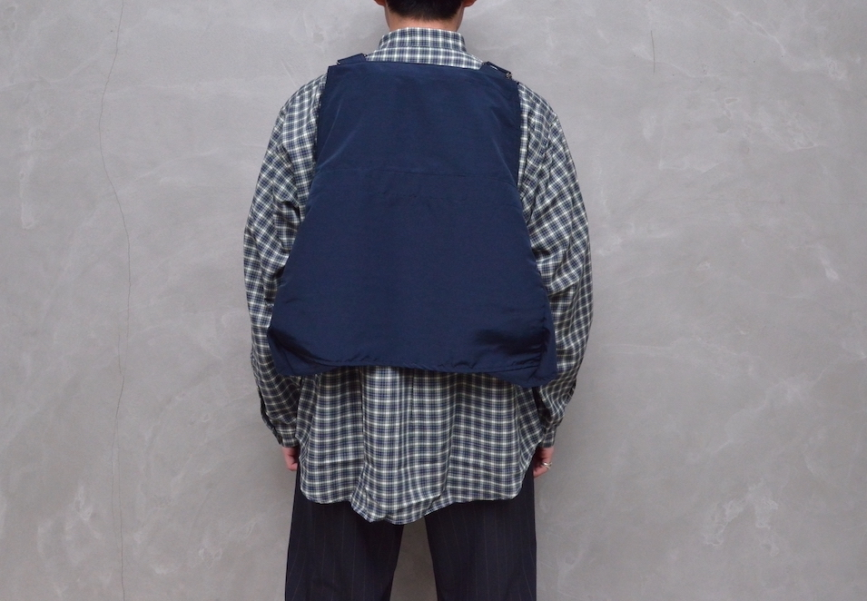 BROWN by 2-tacs 「 SEED IT (2021SS) / NAVY」
