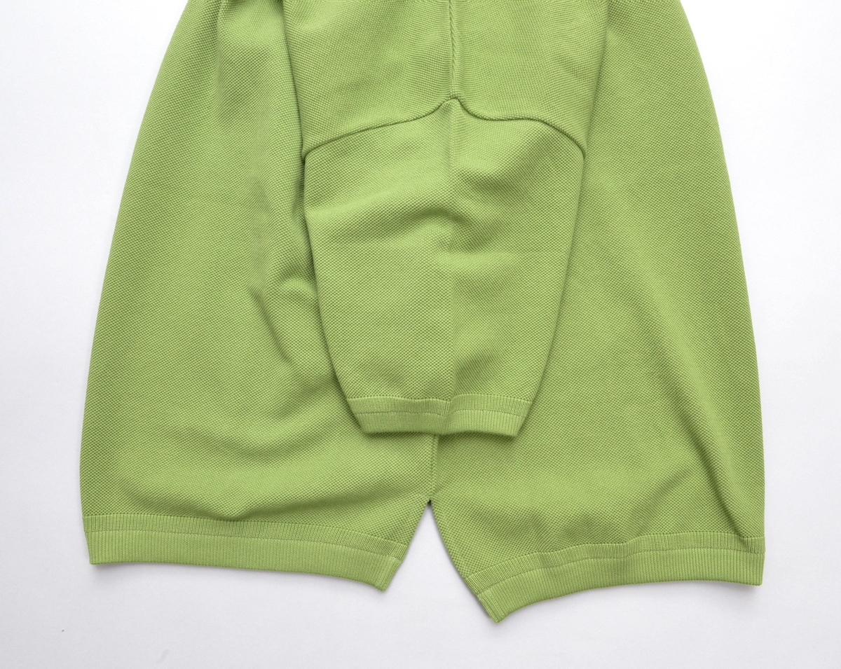 crepuscule 「 MOSS STITCH S/S / Green 」
