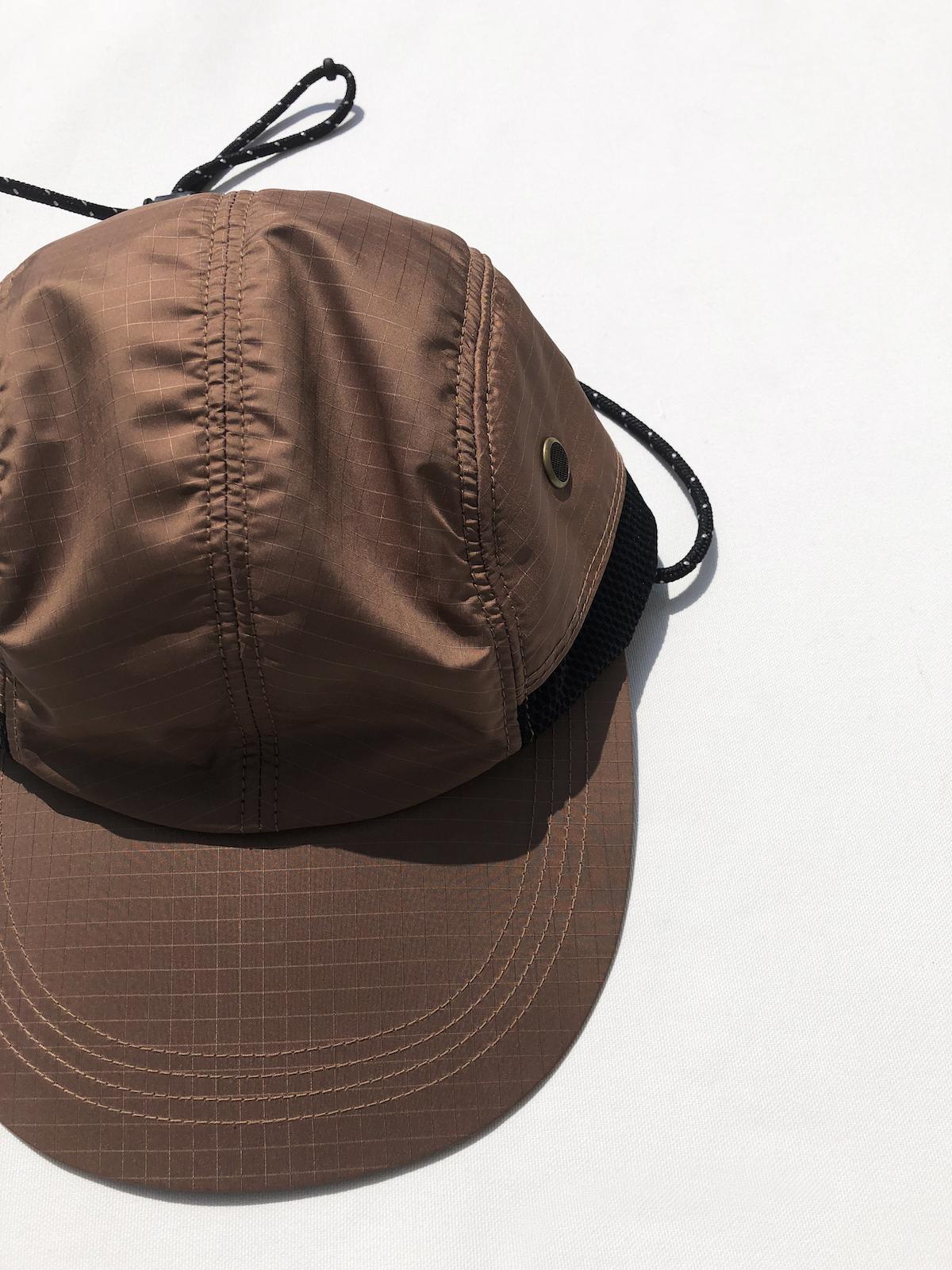 COMFORTABLE REASON 「Fishing Cap / BROWN」