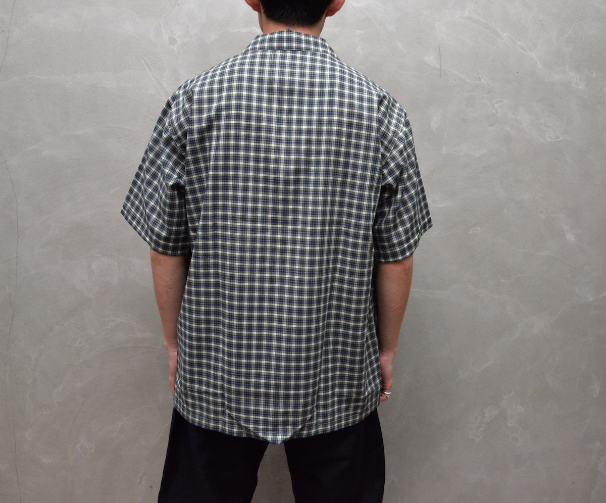 BROWN by 2-tacs 「 OPEN COLLAR (2021SS) 」