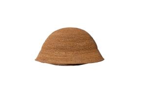 NO ROLL 「DETOURS RAFFIA HAT」