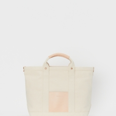 Hender Scheme「campus bag small / natural」