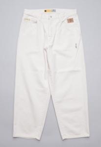 gourmet jeans「 TYPE 03 - FLETCHER / IVORY (ヘル爺) 」