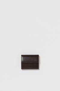Hender Scheme「bellows wallet / dark brown」