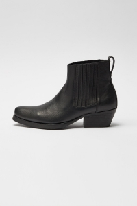 OUR LEGACY  「 CUBAN BOOTS BLACK 」