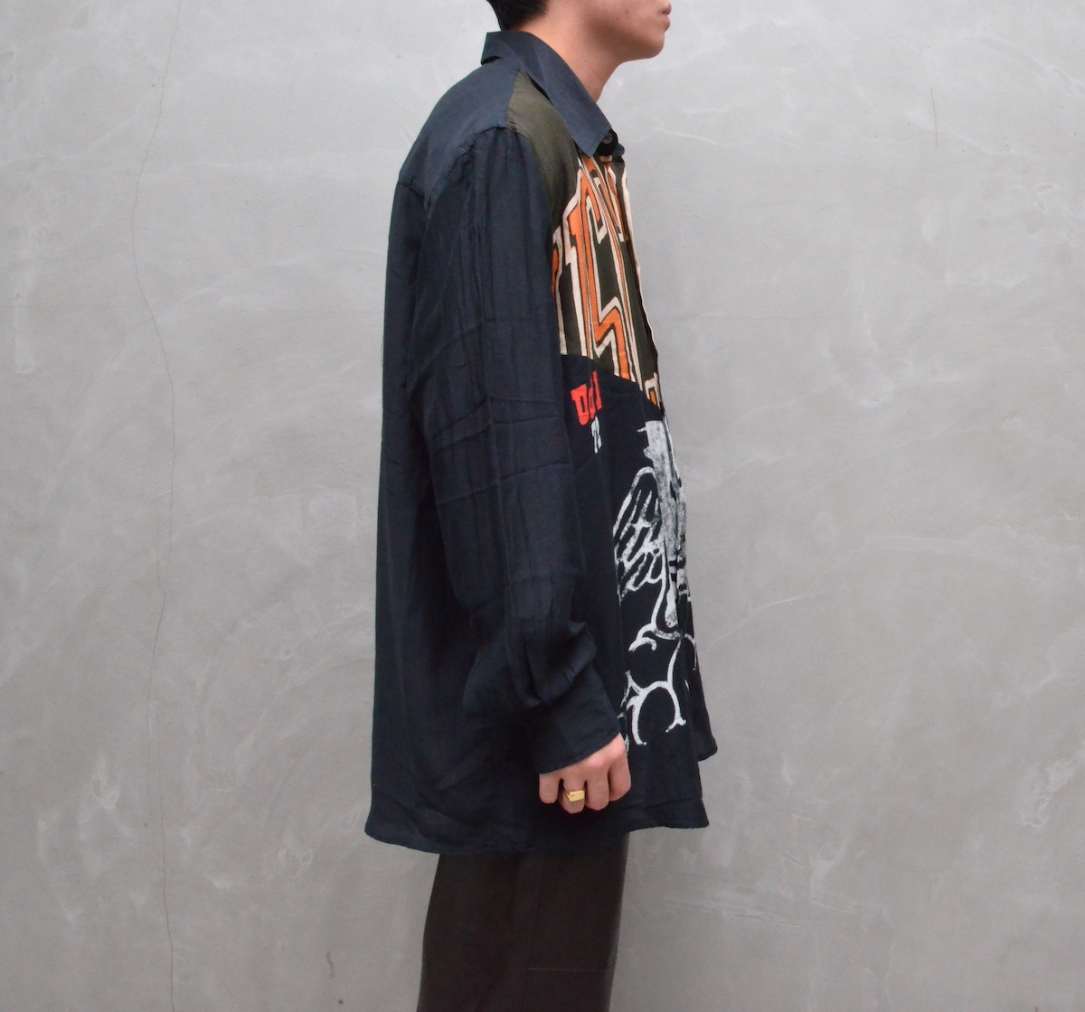 OUR LEGACY  「 ABOVE SHIRT 」