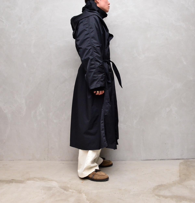 WHOWHAT 「SHADOW COAT / BLACK」