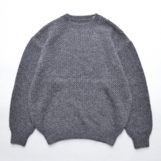crepuscule 「mohair lowgage P/O - C.Gray」
